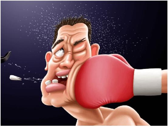 traumatismos patología glándulas salivares